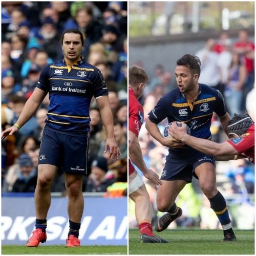 Larmour And Luke McGrath To Start For Leinster In Champions Cup Final