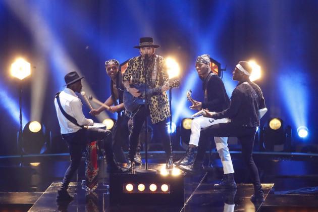 Waylon-Eurovision