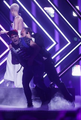 Eurovison Song Contest 2018 - Finals