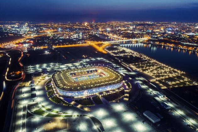 Soccer WCup City Rostov-on-Don