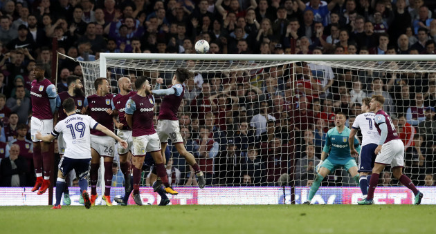 Aston Villa v Middlesborough - Sky Bet Championship - Playoff - Semi Final - Second Leg - Villa Park