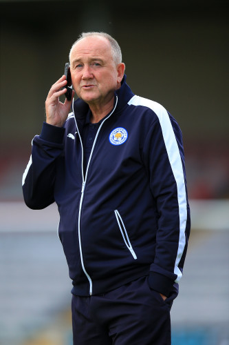 Soccer - Pre-season Friendly - Lincoln City v Leicester City - Sincil Bank