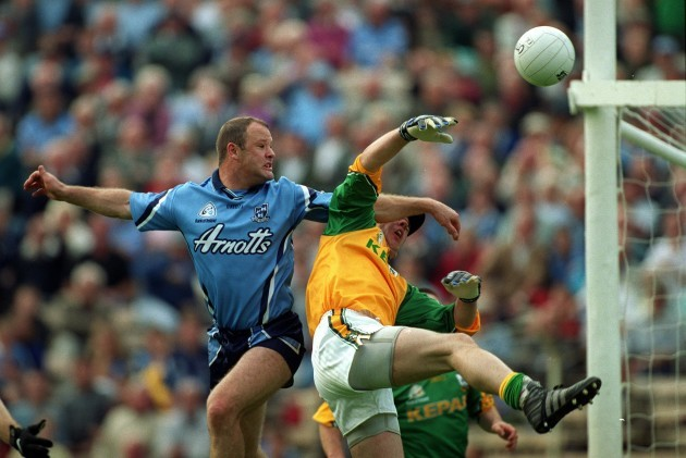 Vinny Murphy and Cormac O'Sullivan