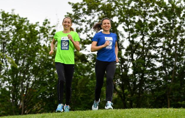 2018 SSE Aitricity Dublin Marathon Launch
