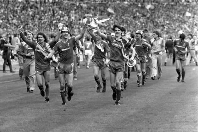 Soccer - FA Cup - Final - Everton v Liverpool