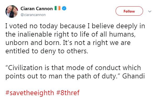 ciaran cannon