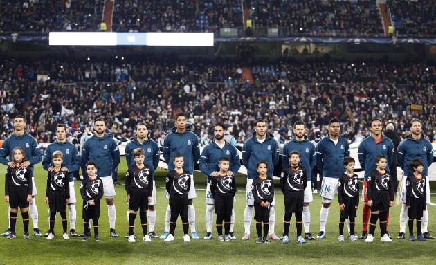 Soccer 2017: Real Madrid 3:2 Dortmund