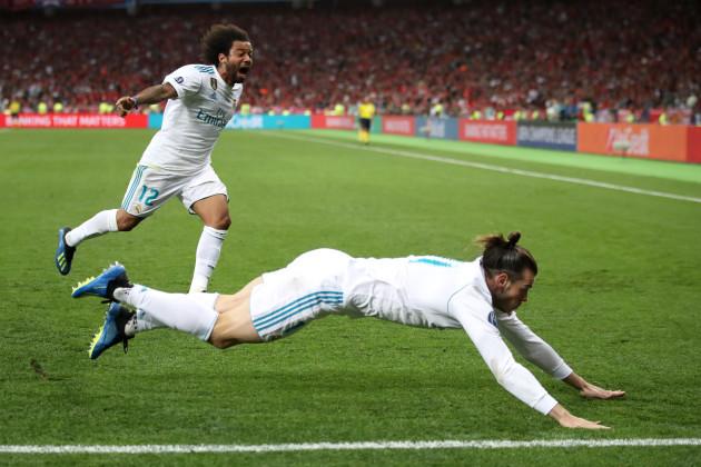 Real Madrid v Liverpool - UEFA Champions League - Final - NSK Olimpiyskiy Stadium