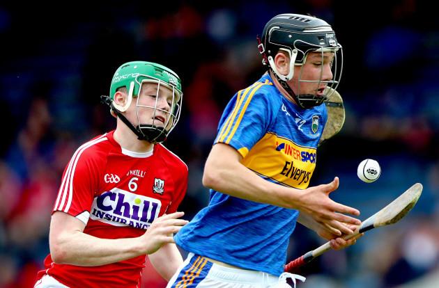 Cormac O'Brien and Kian O'Kelly