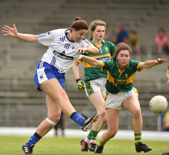 Kerry v Waterford - TG4 Munster Senior Ladies Football Championship semi-final