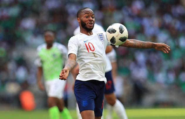 England v Nigeria - International Friendly - Wembley Stadium