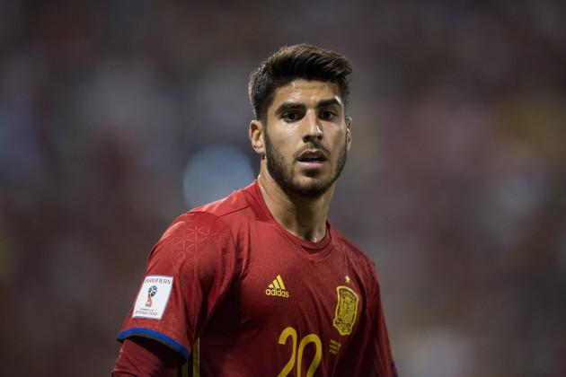Spain: Spain v Albania - FIFA 2018 World Cup Qualifier