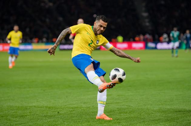 GES/ Fussball/ Germany - Brasilien, 27.03.2018