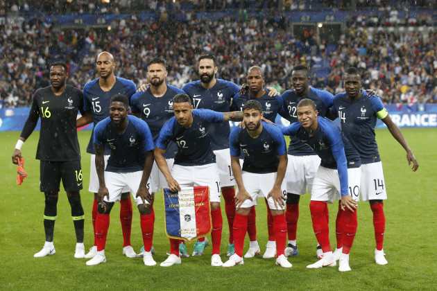 France Ireland Soccer power ranking the 10 teams most likely to win the 2018 world cup Power ranking the 10 teams most likely to win the 2018 World Cup  width 630 version 4059227