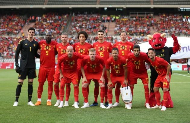 Belgium: Belgium vs Egypt