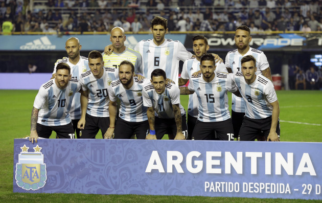 Argentina Haiti Soccer power ranking the 10 teams most likely to win the 2018 world cup Power ranking the 10 teams most likely to win the 2018 World Cup  width 630 version 4059232