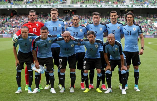 Republic of Ireland v Uruguay - International Friendly - Aviva Stadium
