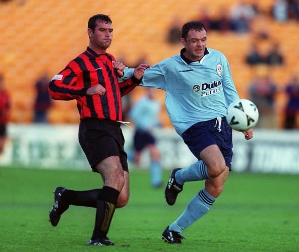 Maurice O'Driscoll/Gary Haylock 20/8/1999