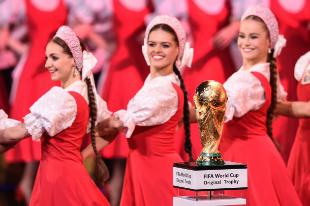 (SP)RUSSIA-MOSCOW-FIFA-FINAL DRAW