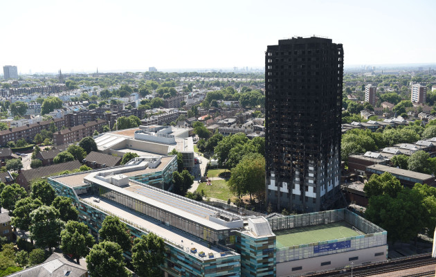 Mind The Gap: A Review Of The Voluntary Sector Response To The Grenfell Tragedy
