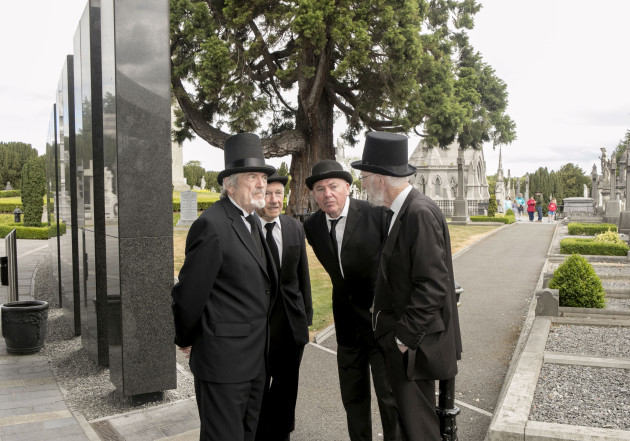 Bloomsday in Glasnevin Cemetery-0059
