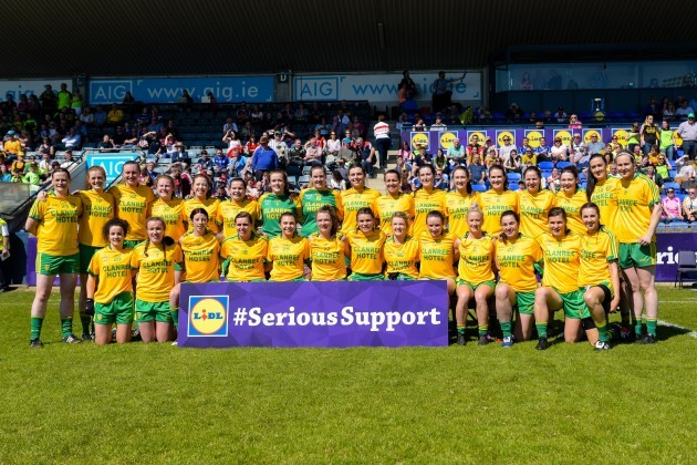 Donegal team