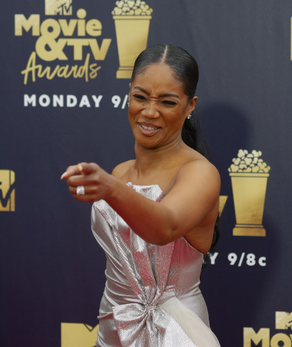 MTV Movie And TV Awards 2018 - Arrivals - Los Angeles