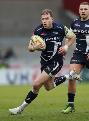 Sale Sharks v Wasps - Aviva Premiership - AJ Bell Stadium