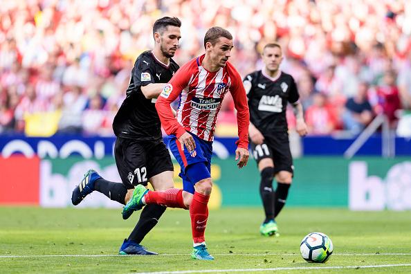 Atletico Madrid v Eibar - La Liga