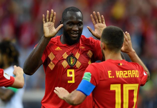World Cup 2018 - Belgium vs Panama