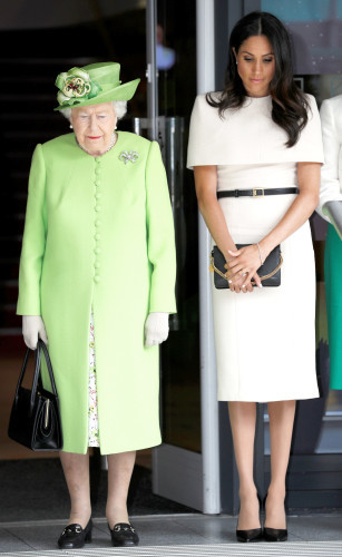 Royal visit to Chester