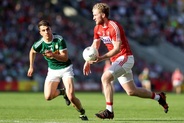 Brian O'Beaglaoich and Ruairi Deane