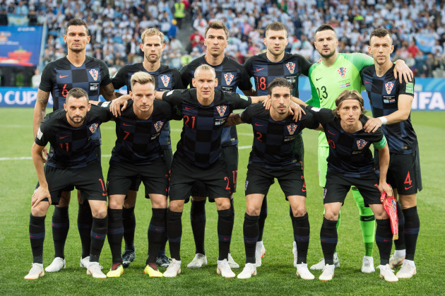 FIFA World Cup 2018 / Preliminary Round / Argentina - Croatia 0: 3