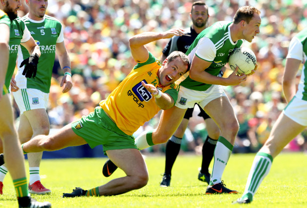 Michael Murphy and Che Cullen