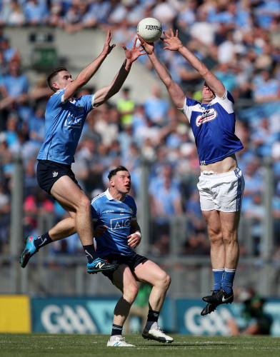 Brian Fenton and Donal Kingston