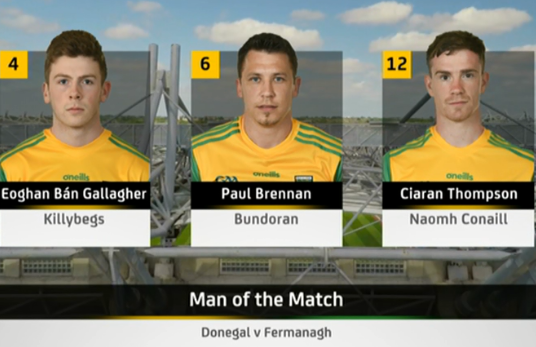 DonegalFermanaghMOTM