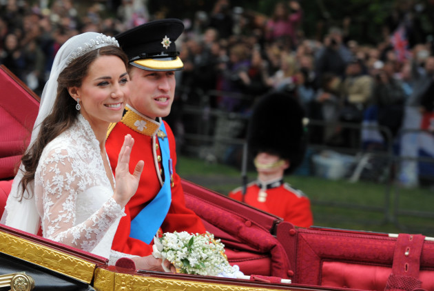 The Royal Wedding police cost
