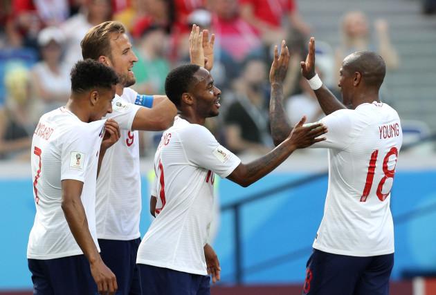 England v Panama - FIFA World Cup 2018 - Group G - Nizhny Novgorod Stadium