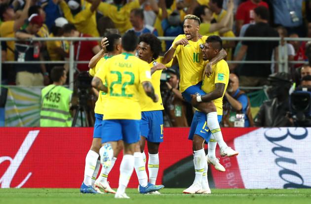 Serbia v Brazil - FIFA World Cup 2018 - Group E - Otkrytiye Arena