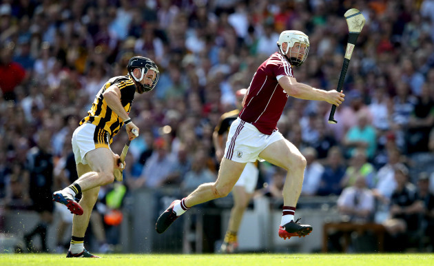 Joe Canning and Conor Fogarty