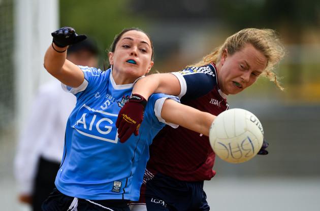 Dublin v Westmeath - TG4 Leinster Ladies Senior Football Final