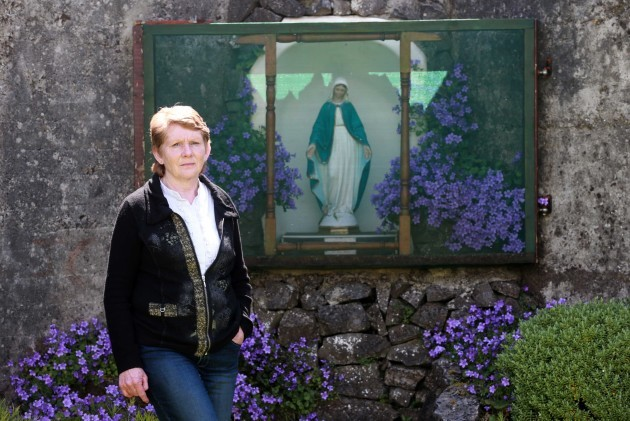 File Photo The woman who uncovered the Tuam Mother and Baby scandal is to be honoured with a major human rights award today.