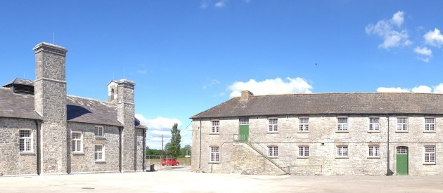 Donaghmore Workhouse