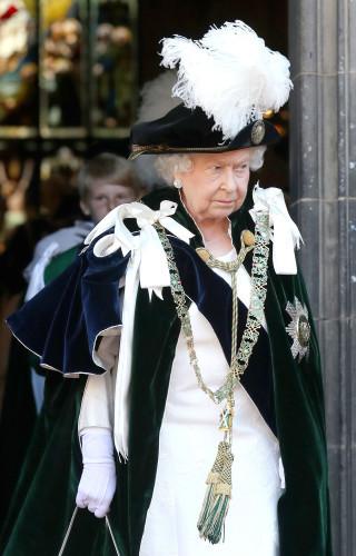 Royal visit to Edinburgh