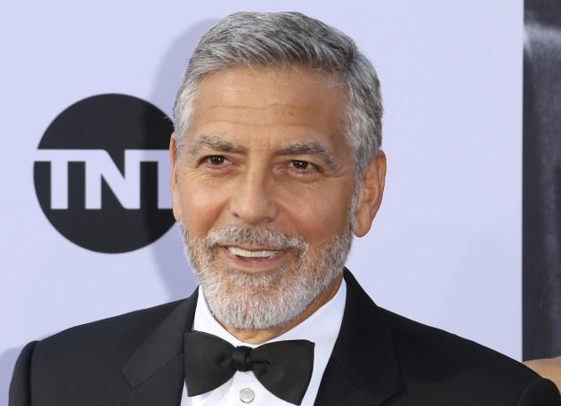 Italy Clooney Hurt