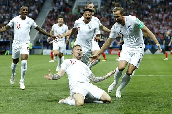 FIFA World Cup 2018 RussiaCroatia v Engeland