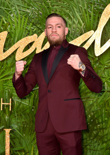 Conor McGregor charged with assault