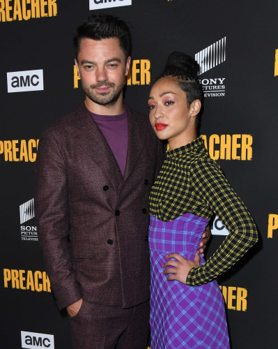AMC's 'Preacher' Season 3 Premiere - Hollywood
