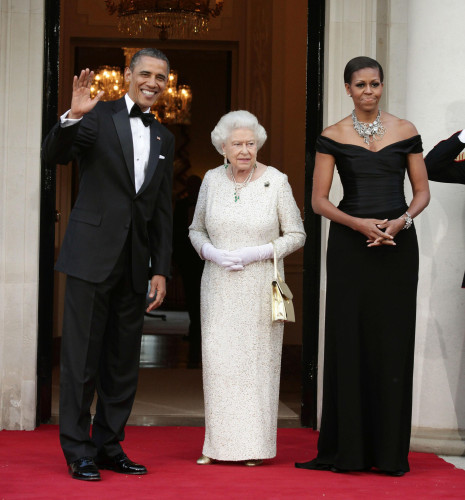 President Obama state visit to UK- Day Two