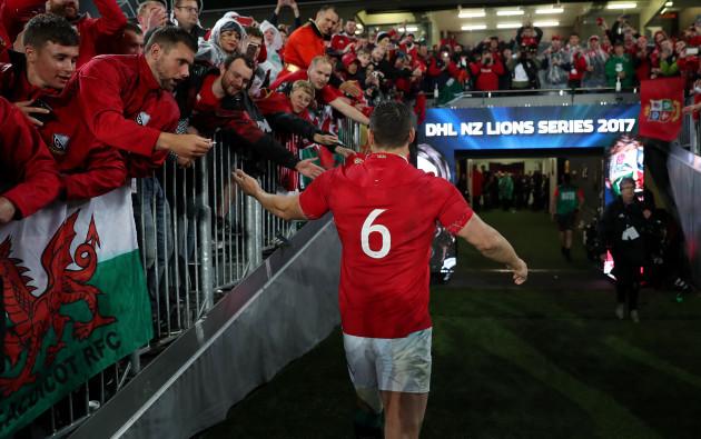 New Zealand v British and Irish Lions - Third Test - Eden Park